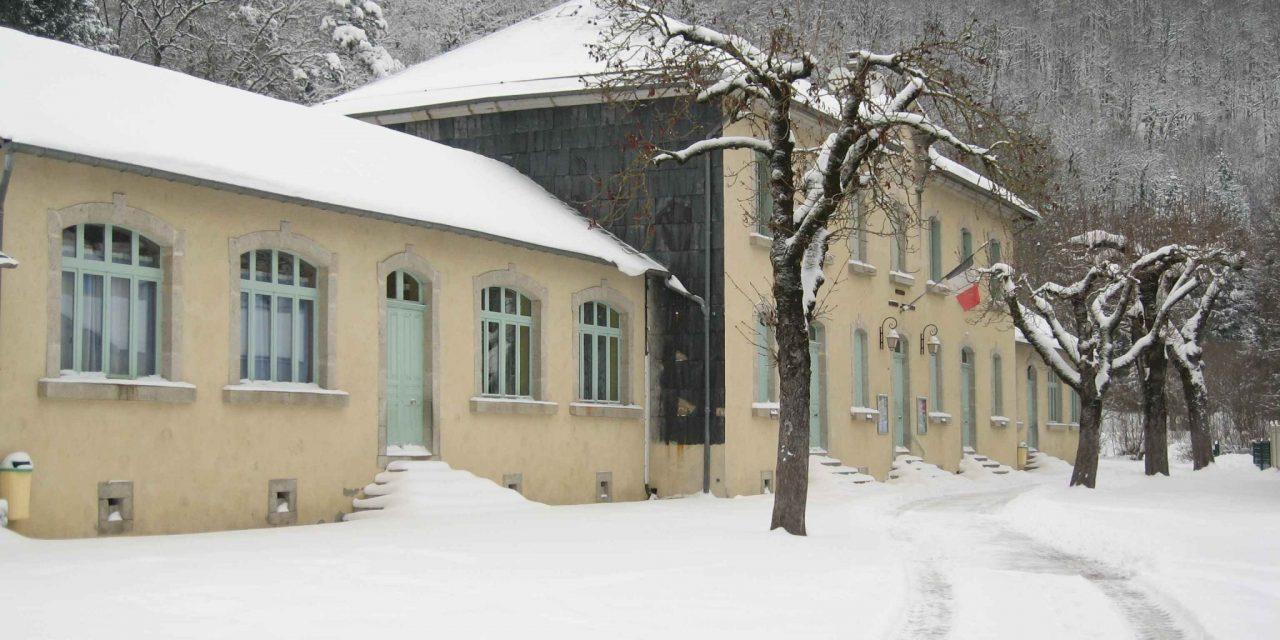 Congés secrétariat mairie de Viane
