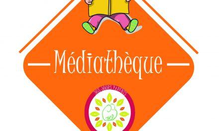 Sortie familiale à la médiathèque de Brassac