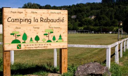 CAMPING DE LA RABAUDIE